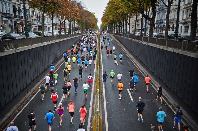 maraton przygotowania