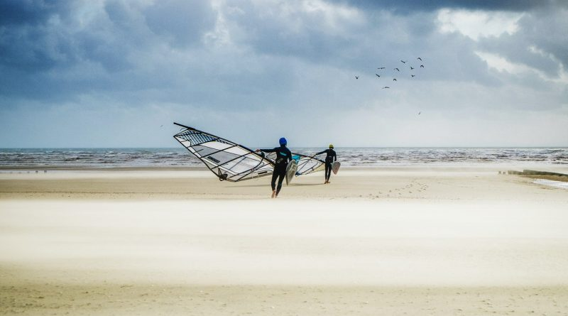 kamizelka asekuracyjna windsurfing