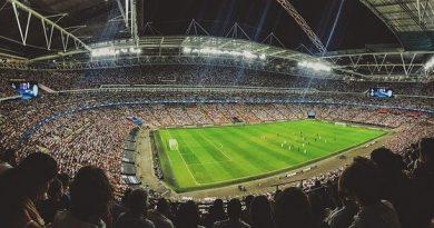 popularność piłki nożnej na świecie - stadion