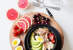 Dieta ciążowa w tym warzywa, owoce i ryby