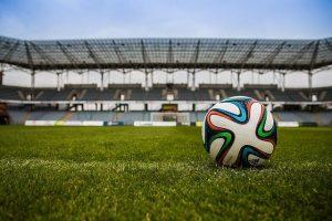 wytrzymałość tlenowa i beztlenowa w piłce nożnej - stadion