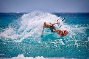 JP WindSUPAir SL surfing